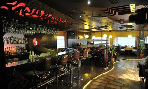 Urban degchi kitchen bar